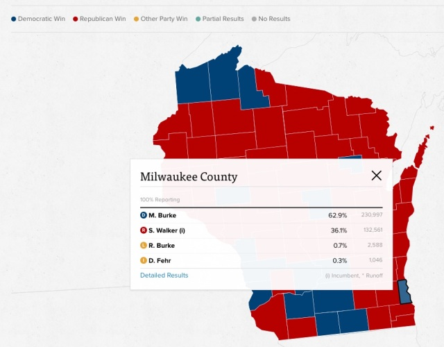 WI election map