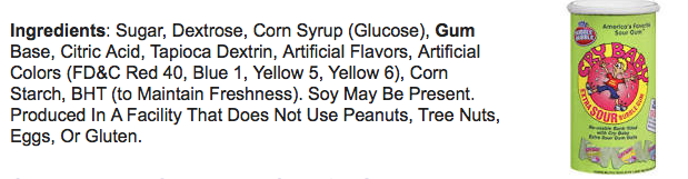 cry-baby-gum-ingredients